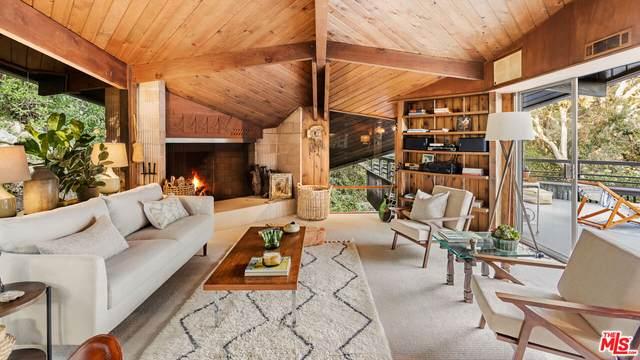 21044 Waveview Dr, Topanga, CA 90290 (#21-790232) :: Berkshire Hathaway HomeServices California Properties