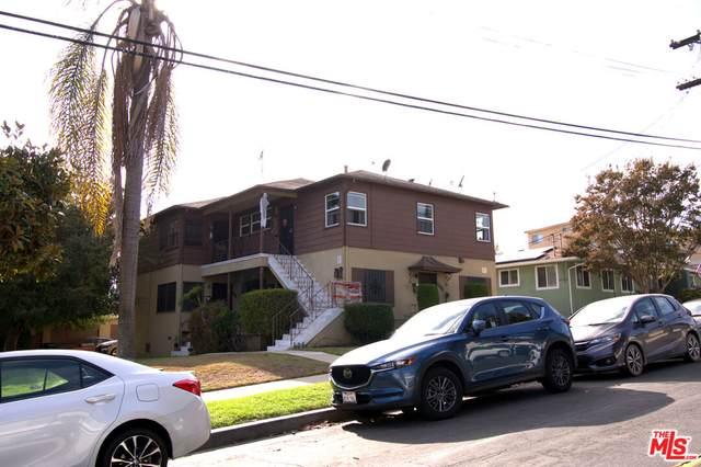 5416 Thornburn St, Los Angeles, CA 90045 (#21-795548) :: The Bobnes Group Real Estate