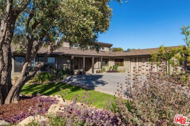 6364 Trancas Canyon Road, Malibu, CA 90265 (#19418234) :: TruLine Realty