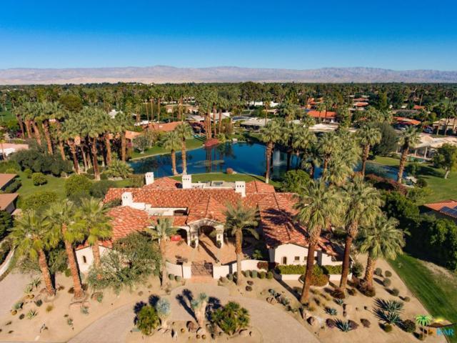 71220 W Thunderbird Terrace, Rancho Mirage, CA 92270 (#18418040PS) :: The Agency