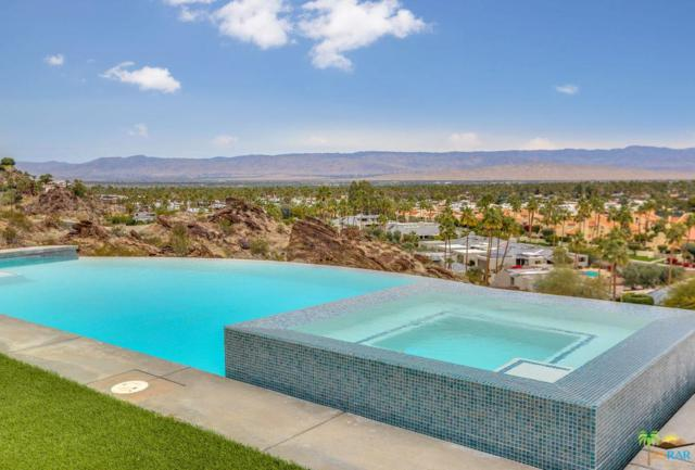 200 Ridge Mountain Drive, Palm Springs, CA 92264 (#19419106PS) :: Lydia Gable Realty Group