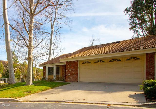 401 Cresthill Drive, Oak Park, CA 91377 (#219000766) :: Lydia Gable Realty Group