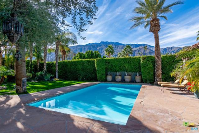 913 E Mel Avenue, Palm Springs, CA 92262 (#19425796PS) :: Fred Howard Real Estate Team
