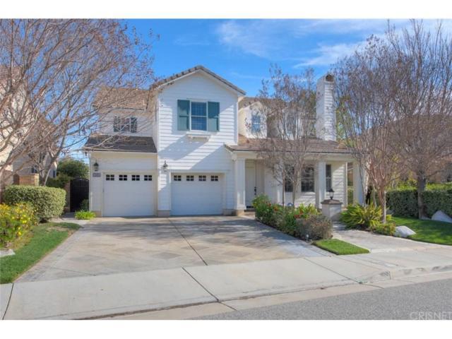 26858 Pine Hollow Court, Valencia, CA 91381 (#SR19023664) :: Paris and Connor MacIvor