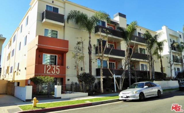 1235 Granville Avenue #205, Los Angeles (City), CA 90025 (#19431434) :: Matthew Chavez