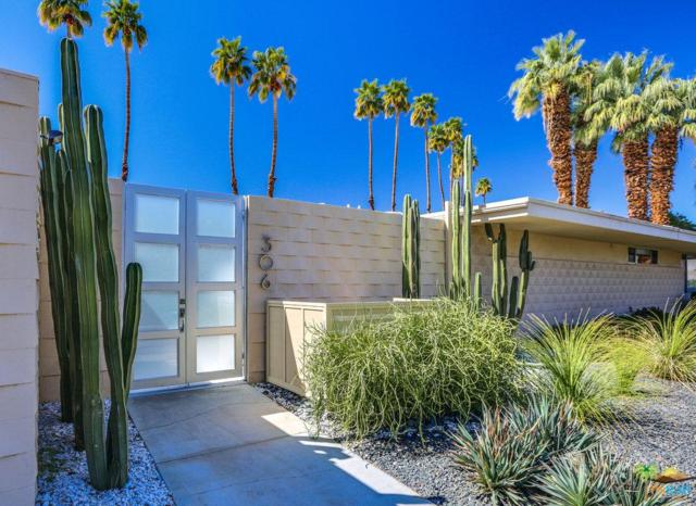 306 Desert Lakes Drive, Palm Springs, CA 92264 (#19434460PS) :: The Agency