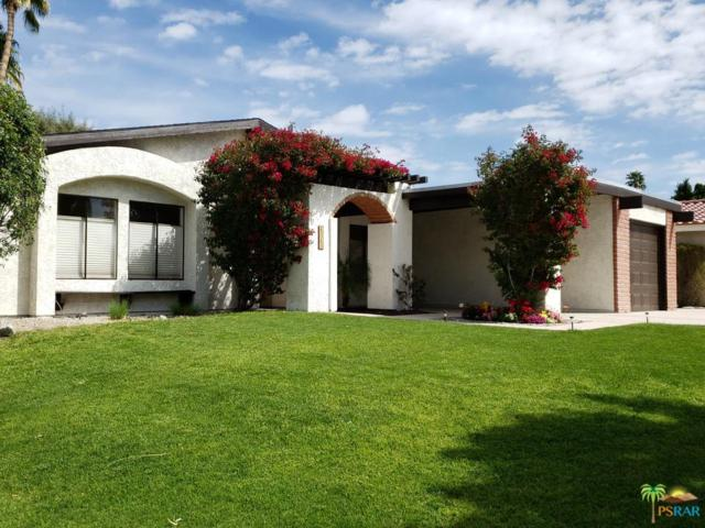 4040 E Mesquite Avenue, Palm Springs, CA 92264 (#19434380PS) :: The Fineman Suarez Team