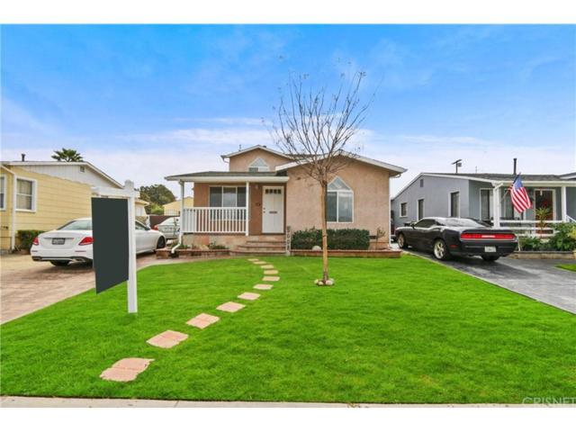 5008 W 137TH Place, Hawthorne, CA 90250 (#SR19036486) :: Fred Howard Real Estate Team