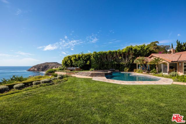 29020 Cliffside Drive, Malibu, CA 90265 (#19437078) :: Golden Palm Properties