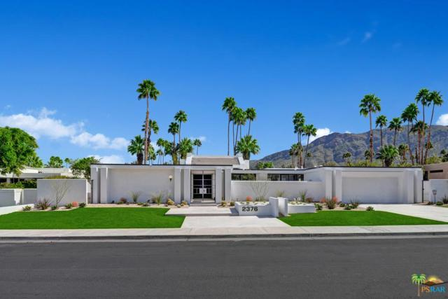 2376 S Caliente Drive, Palm Springs, CA 92264 (#19439138PS) :: The Real Estate Offices of Talbot and Watson