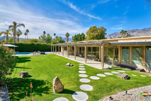 682 S Bedford Drive, Palm Springs, CA 92264 (#19442718PS) :: The Real Estate Offices of Talbot and Watson
