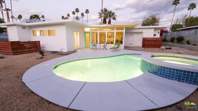 1245 S Sunrise Way, Palm Springs, CA 92264 (#19443012PS) :: The Fineman Suarez Team