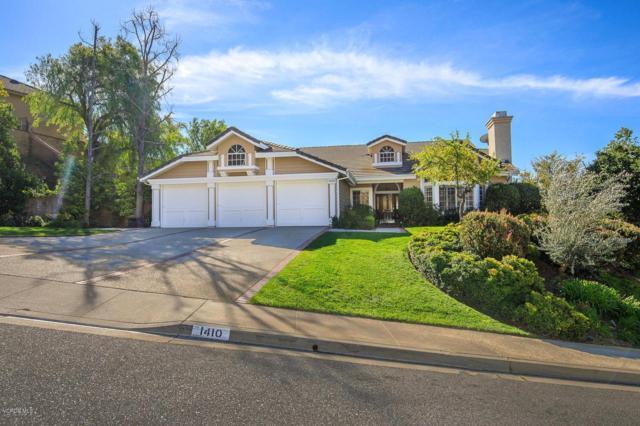 1410 Lafitte Drive, Oak Park, CA 91377 (#219002878) :: Lydia Gable Realty Group