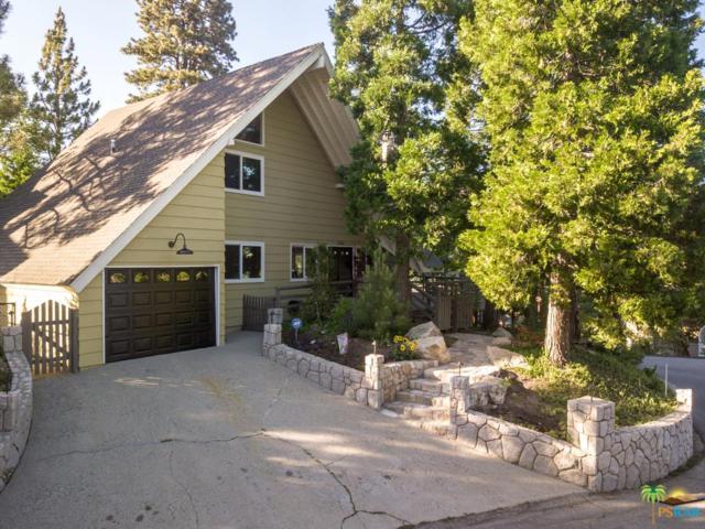 27558 W West Shore Road, Lake Arrowhead, CA 92352 (#19453494PS) :: Randy Plaice and Associates