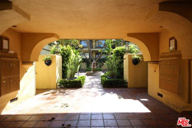 1318 N Crescent Heights #109, West Hollywood, CA 90046 (#19454948) :: The Agency