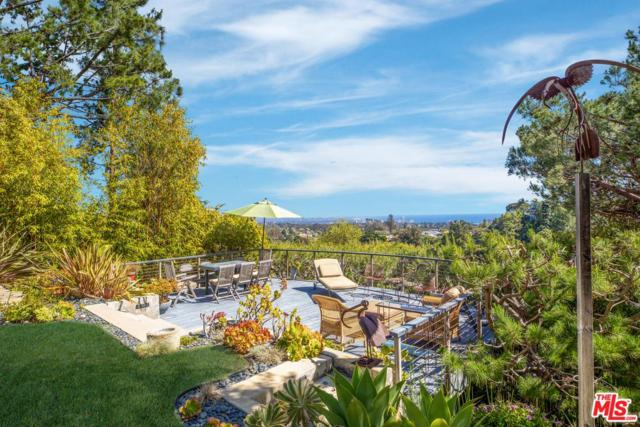 14732 Oracle Place, Pacific Palisades, CA 90272 (#19459592) :: TruLine Realty