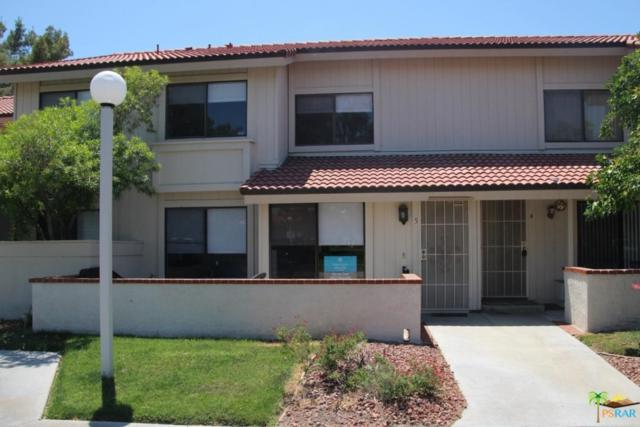6025 Arroyo Road #5, Palm Springs, CA 92264 (#19463204PS) :: Golden Palm Properties