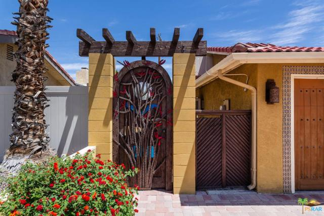 2712 N Vista Grande Avenue, Palm Springs, CA 92262 (#19460244PS) :: Randy Plaice and Associates