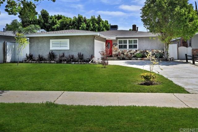 5738 Bevis Avenue, Sherman Oaks, CA 91411 (#SR19106337) :: Paris and Connor MacIvor