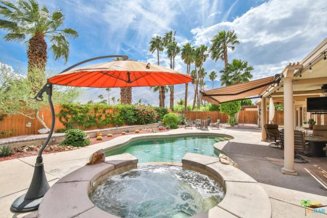 917 E El Cid, Palm Springs, CA 92262 (#19466042PS) :: Randy Plaice and Associates