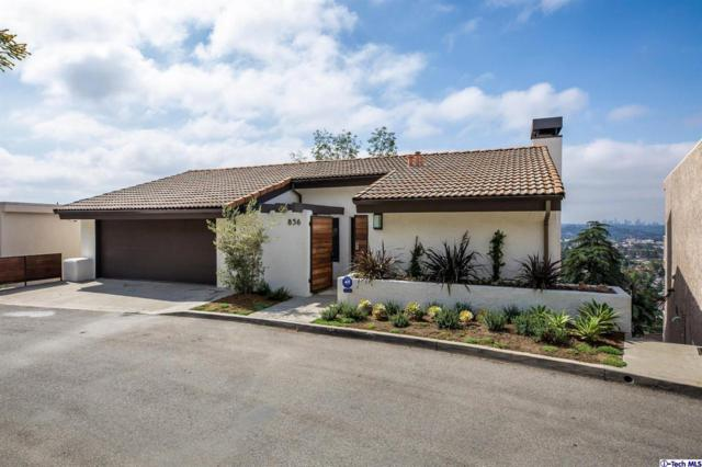 856 Harrington Road, Glendale, CA 91207 (#319001927) :: TruLine Realty