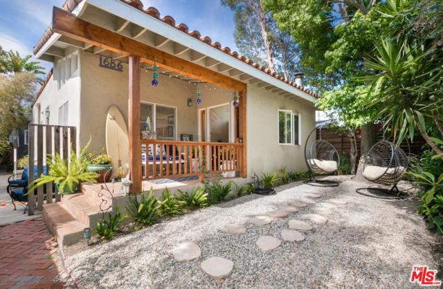 1686 Electric Avenue, Venice, CA 90291 (#19464256) :: Lydia Gable Realty Group