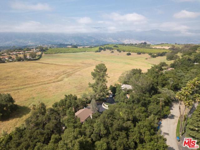 2095 Valley Meadow Drive, Oak View, CA 93022 (#19469468) :: Paris and Connor MacIvor