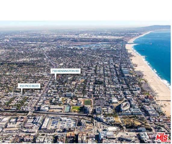 Address Not Published Rd, Santa Monica, CA 90405 (MLS #19-471270) :: The Jelmberg Team