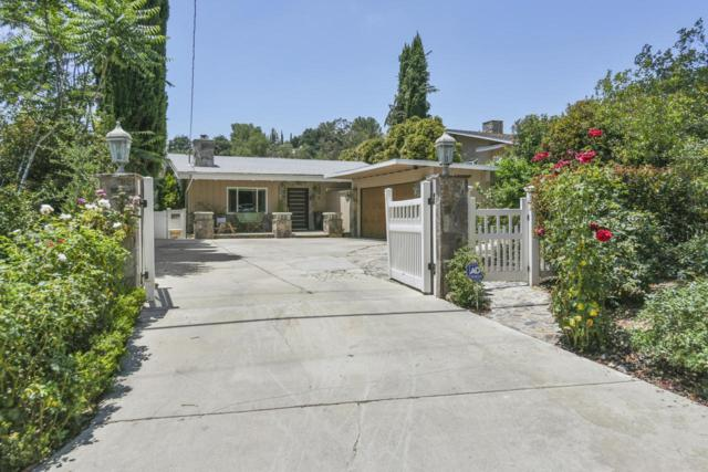 5725 Colodny Drive, Agoura Hills, CA 91301 (#219007556) :: TruLine Realty