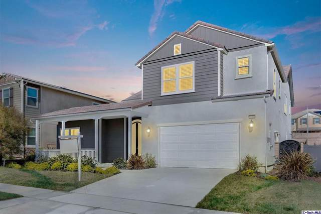 22389 Copper Mountain Court, Saugus, CA 91350 (#319002424) :: TruLine Realty