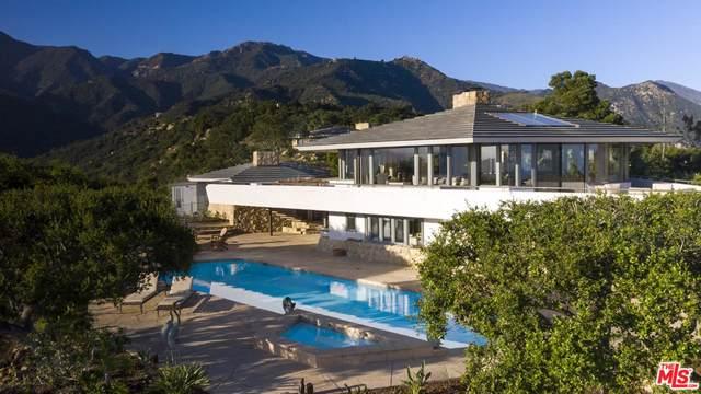 2211 Mount Calvary Rd, Santa Barbara, CA 93105 (#19-485072) :: The Pratt Group
