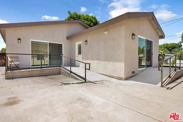 7332 Address Not Published Ave, Reseda, CA 91335 (#19-488440) :: Randy Plaice and Associates