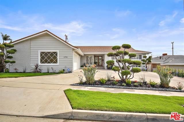 6706 Shenandoah Ave, Los Angeles, CA 90056 (#19-489228) :: Pacific Playa Realty
