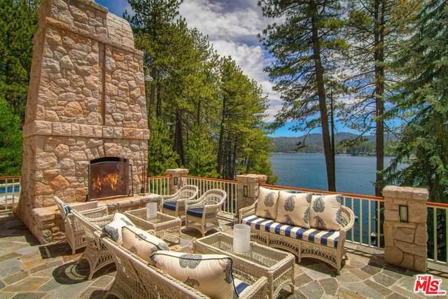 27825 N North Shore Rd, Lake Arrowhead, CA 92352 (MLS #19-493570) :: Mark Wise | Bennion Deville Homes