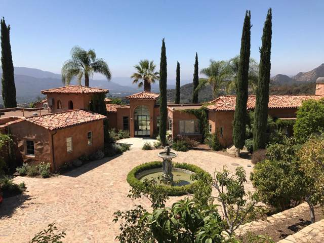 2661 Ladera Road, Ojai, CA 93023 (#219010321) :: SG Associates