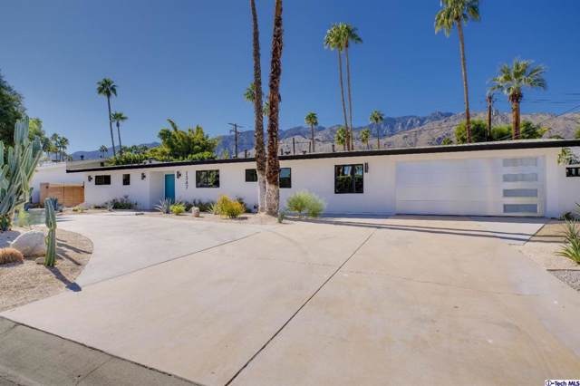 1347 S Paseo De Marcia, Palm Springs, CA 92264 (#319003999) :: Golden Palm Properties