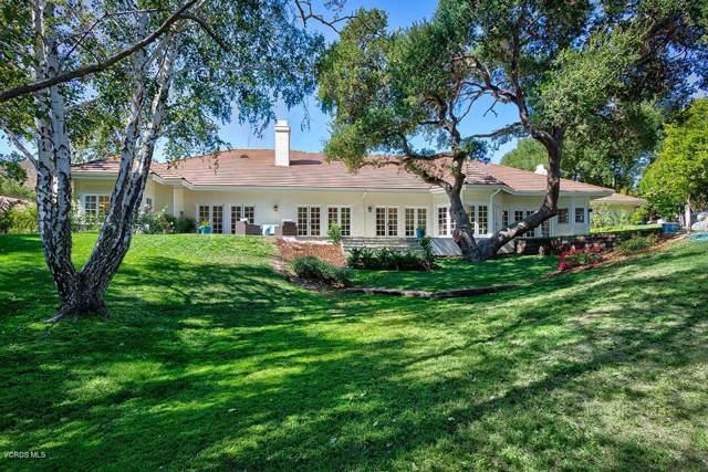 1580 Aldercreek Place, Westlake Village, CA 91362 (#219012623) :: The Agency