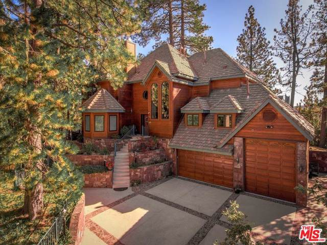 27854 North Bay Rd, Lake Arrowhead, CA 92352 (MLS #19-520164) :: Zwemmer Realty Group