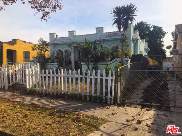 1810 W 39TH Street, Los Angeles (City), CA 90062 (#19533200) :: Pacific Playa Realty