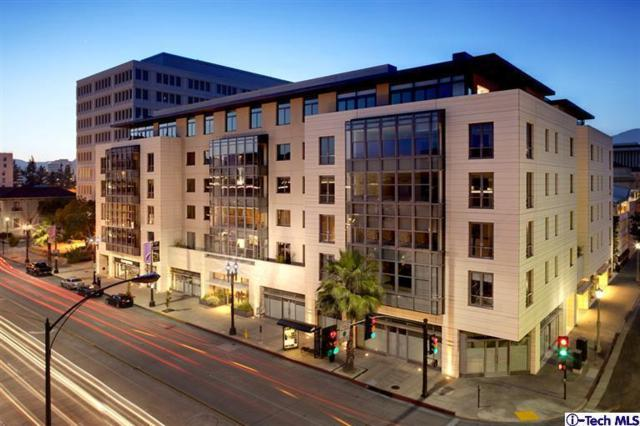 345 E Colorado Boulevard #506, Pasadena, CA 91101 (#315005003) :: The Real Estate Offices of Talbot and Watson