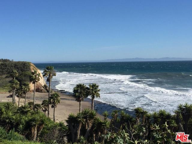 9751 El Camino Real, Gaviota, CA 93117 (#16105896) :: Golden Palm Properties