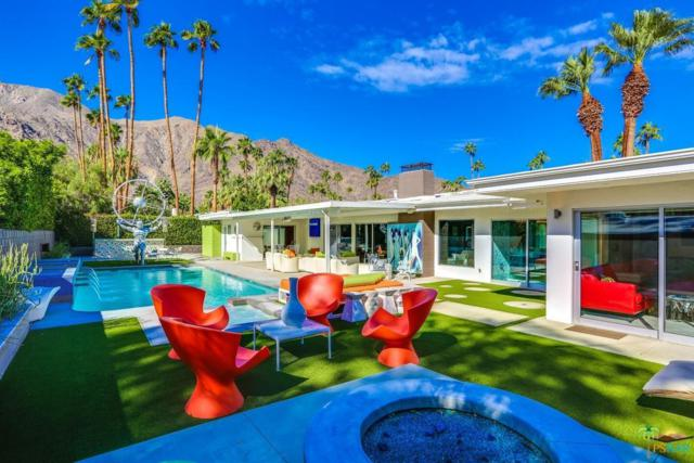 611 W Leisure Way, Palm Springs, CA 92262 (#16176806PS) :: The Fineman Suarez Team