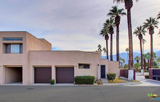 911 S Village Square, Palm Springs, CA 92262 (#17272976PS) :: Lydia Gable Realty Group