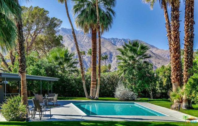 780 E Paseo El Mirador, Palm Springs, CA 92262 (#17286284PS) :: Golden Palm Properties