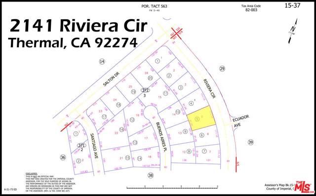 2141 Riviera Cir, Thermal, CA 92274 (MLS #18-299028) :: The Jelmberg Team