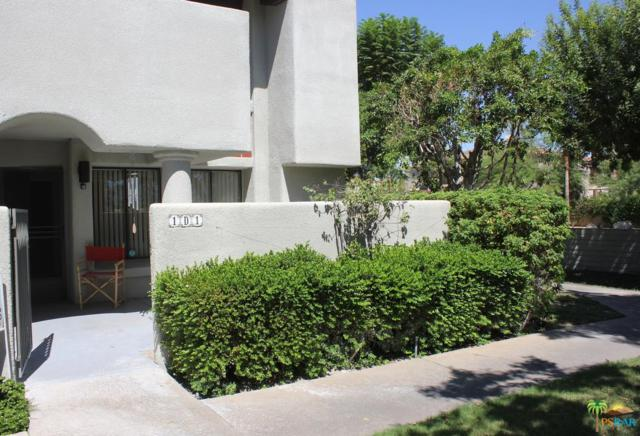 351 N Hermosa Drive 1D1, Palm Springs, CA 92262 (#18299048PS) :: Lydia Gable Realty Group