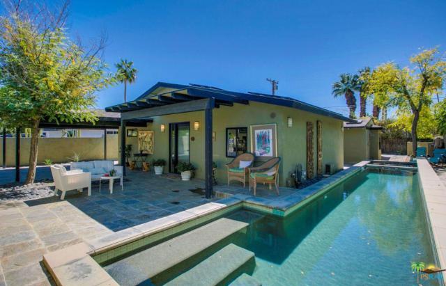 1265 E Tachevah Drive, Palm Springs, CA 92262 (#18302600PS) :: The Fineman Suarez Team