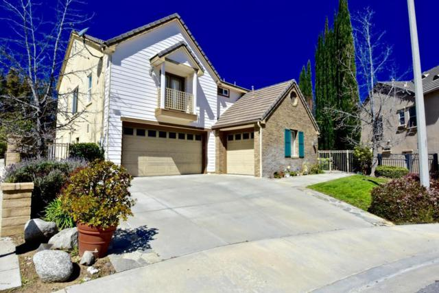 631 Coppertree Court, Simi Valley, CA 93065 (#218003825) :: TruLine Realty