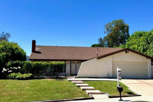 28909 Hollow Brook Avenue, Agoura Hills, CA 91301 (#218008154) :: The Fineman Suarez Team