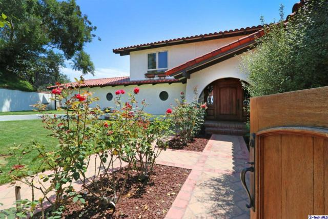 1407 Glen Oaks Boulevard, Pasadena, CA 91105 (#318002782) :: Lydia Gable Realty Group